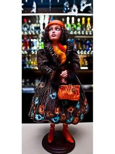 Baryshnya, коллекционные куклы ручной работы