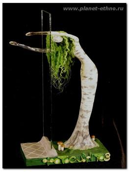 Фотосинтез, интерьерные авторские игрушки ручной работы