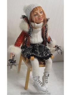 Nakatalas, коллекционные куклы ручной работы