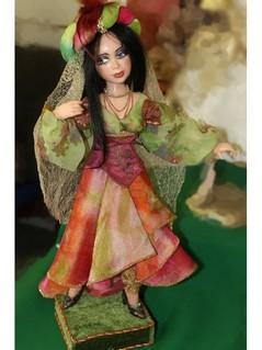 VostochnyeSkazki, авторские игрушки - куклы подарочные