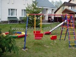 детские площадки – игровой комплекс
