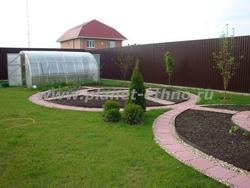 благоустройство территории – устройство декоративного огорода