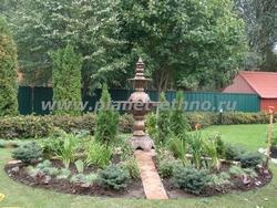 МАФ – садовый фонтан